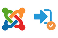 login en loguit joomlapartner